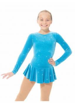 Born to Skate glitter dress