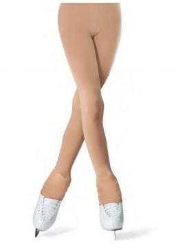 Footless heel cover Performance Tight - 80 denier