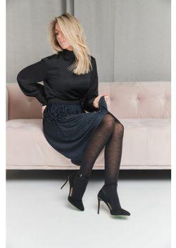 Italian Merino wool tights