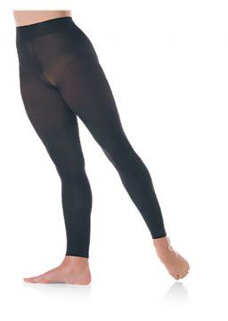 footless tight 40 denier semi-opaque