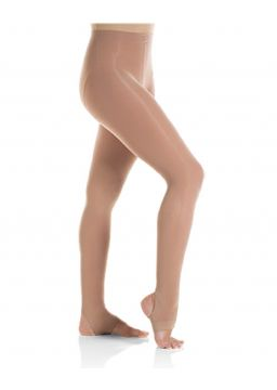 stirrup tight with seamless elastic band