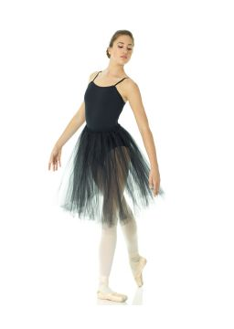 Multi-layered long tutu