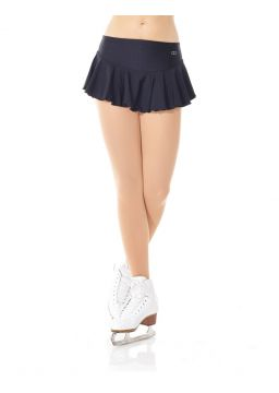 Shinny nylon classic skirt