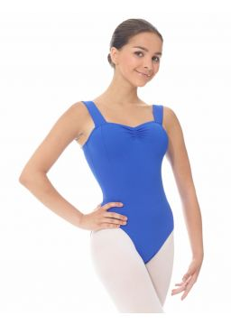 Matrix wide strap leotard