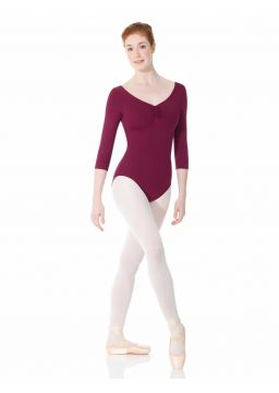 Matrix ¾ sleeve leotard