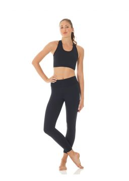 High waisted Matrix legging