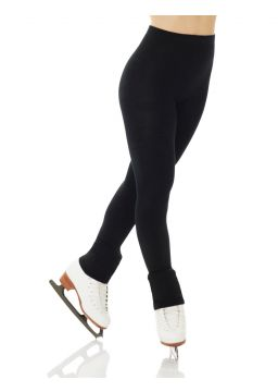 Thermal footless tights