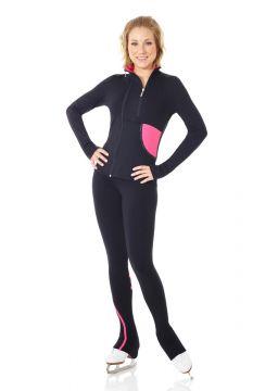 Supplex® contrasting stripe legging