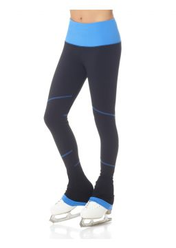 Supplex® contrasting stripe legging
