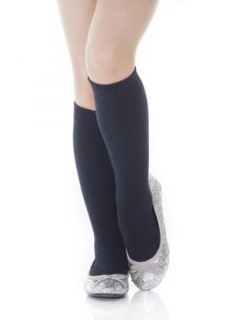 Cotton knee high