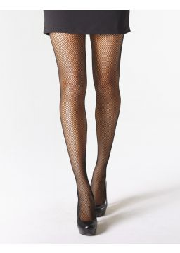 High density fishnet  tights