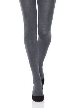 Heather classic cotton tights