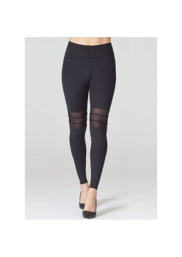 Black Tactel® leggings