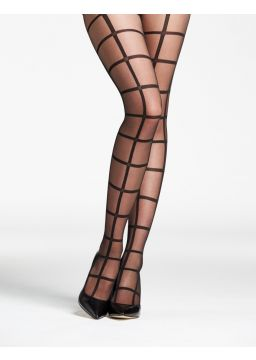Missima plaid tights