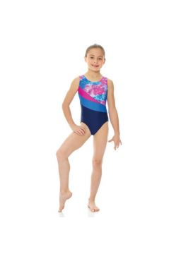 Printed leotard