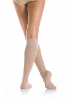 Light Opaque Knee high  2 pair pack