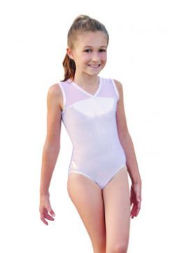 sleeveless leotard