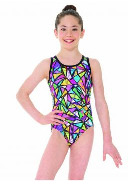 Sleeveless Leotard Snakes & Ladders