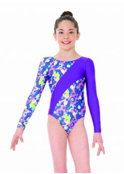 Long sleeves Leotard Sparkling